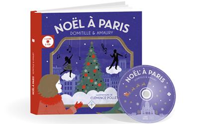 Sortie de l'album NOËL A PARIS
