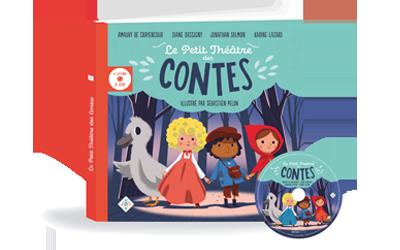 Sortie de l'album le Petit Théâtre des Contes