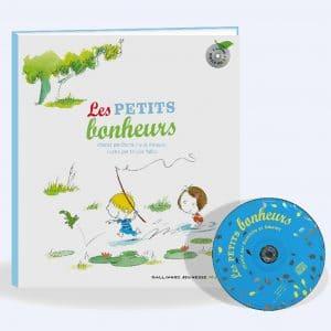 couverture livre CD Les Petits Bonheurs