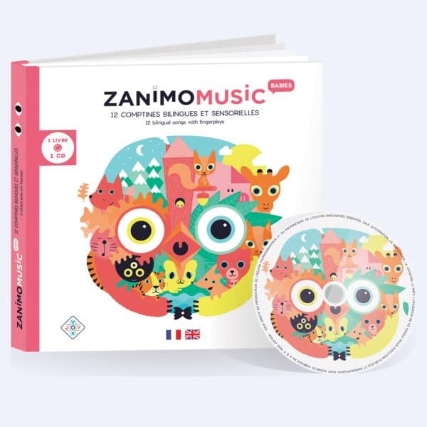 couverture zanimomusic Babies
