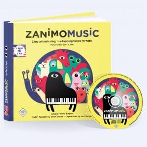 couverture Zanimomusic anglais