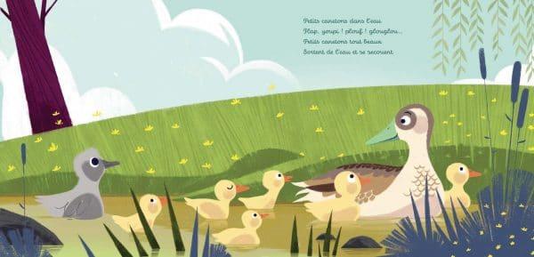 couverture Le Petit théâtre des contes, le vilain petit canard