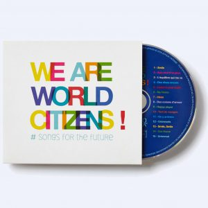 CD We are World Citizens