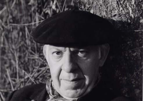 Photo poète Maurice Carême